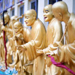 Ten Thousand Buddhas Monastery — 图库照片