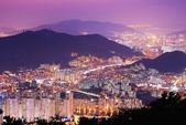 Busan, coreia do sul — Foto Stock