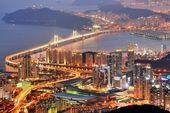 Busan, corée du sud — Photo