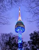 Seoul Tower — Stock Photo