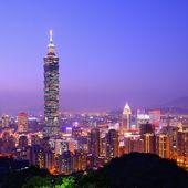 Taipei — Stock Photo