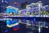 Taipei-stadtansicht — Stockfoto