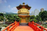 Nan Lian Garden — Stock Photo