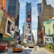Vídeo Stock: Times Square, New York Time Lapse