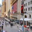 Stock Video: Wall Street New York, NY