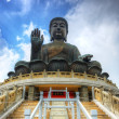 Stock Photo: Giant Buddhof Hong Kong