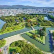 Goryokaku Park - Stock Photo