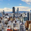 Nagoya Panorama — Stock Photo