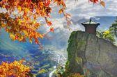Mountain Temple — Stock Photo