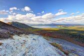 Shikotsu тоя национальный парк — Стоковое фото
