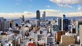 Nagoya Panorama — Stock Photo
