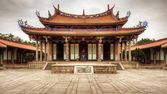 Taipei Confucius Temple — Stock Photo