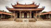 Taipei templo de confucio — Foto de Stock
