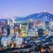 City of Seoul Korea — Stock Photo #23226560