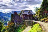 Templo montês — Foto Stock