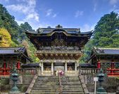 Nikko Tosho-gu Shrine — Stock Photo