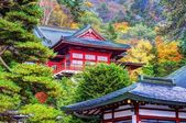 Chuzen-ji Temple — Stock Photo
