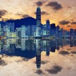 Hong Kong Skyline — Stock Photo #23360782