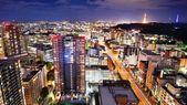 Sendai Japan Skyline — Stock Photo
