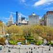 Union Square New York City — Stock Photo