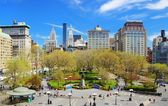 Union Square New York City — Stock Photo