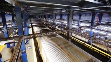 New York City Subway Station — Stock Video