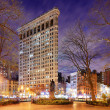 Flatiron Building - Stock Photo