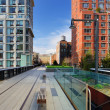 High Line New York City - Stock Photo