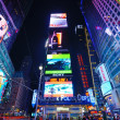 Times Square, New York — Stock fotografie