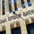 American Stock Exchange — Stock Photo
