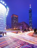Taipei, Taiwan Cityscape — Stock Photo