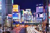Tokyo City Lights — Stock Photo