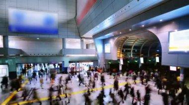 Shinagawa Station — Stock Video
