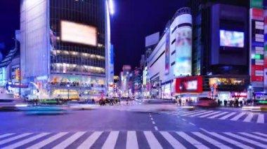Shibuya, Tokyo — Stock Video