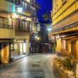 Hot Springs Resort Town Shibu Onsen — Stock Photo