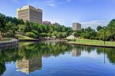 Columbia, South Carolina Park — Stock Photo