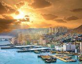 Busan Cityscape — Stock Photo