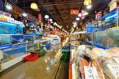 Noryangjin Fisheries Wholesale Market — Stock Photo