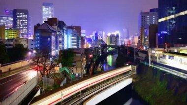 Ochanomizu in Tokyo, Japan — Stock Video