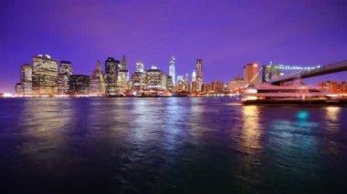 New York, New York — Stockvideo