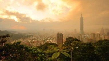 тайбэй, тайвань — Стоковое видео