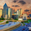 Foto Stock: Downtown Atlanta