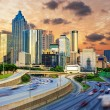 Stock Photo: Downtown Atlanta