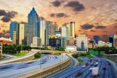 Downtown Atlanta — Stock Photo