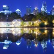 Stock Photo: Atlanta Park View