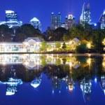 Atlanta Park View — Stock Photo #25957383