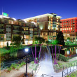 Downtown Greenville, South Carolina - Foto de Stock