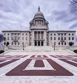 Rhode Island State House — Stock Photo
