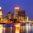 Stock Photo: Providence, Rhode Island Skyline