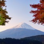 Mt. Fuji Panorama — Stock Photo